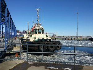 towing tugboat ropeadvise® towingline hmpe rope cost reduction