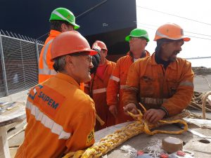 Ropeadvise® - Rope splicing training - Saipem